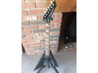 "Tanglewood ""Metal 3"" Electric Guitar."