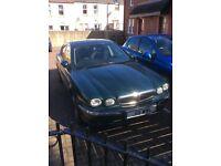 ** MOT FAILURE ** 2003 Jaguar X Type 2.1 Petrol Spares / Repair
