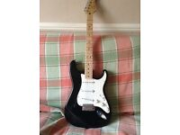 Fender Stratocaster , made in Mexico , great player, keen price!