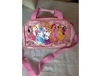 Disney princess holdall