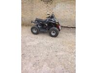 Good price road legal quadZilla 150 CC