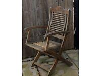 6 Quailty Garden Chairs