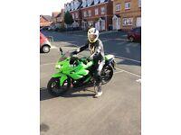 2012 Kawasaki Ninja250r EFI 5863 Yoshimura Carbon Px, Kxf, Ktm, crf, wr,