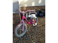Raleigh Strider Girls Balance Bike