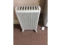3 electric oil radiators