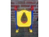 Kids toilet seat