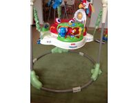 FisherPrice Rainforest Jumperoo - Great condition