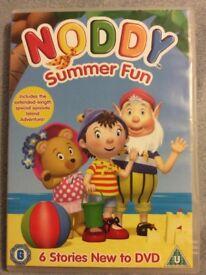 Noddy Summer Fun DVD 6 Stories