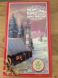 Adult Smirnoff chocolate advent calendar
