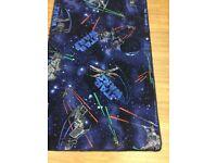 Star Wars rug, brand new, 5 ft x 3 ft, bargain £10