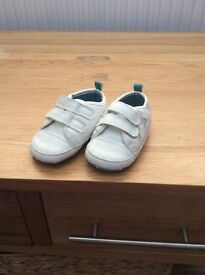 Toddler Shoes- White