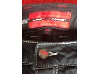 Motorcycle jeans large
