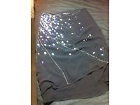 Karen millen size Never worn was£120 100%silk lining underskirt