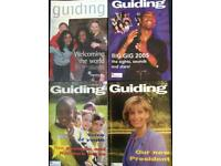 Magazines - Guiding - price reduced
