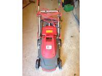 Lawnmower electric