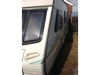 Abbey gts vogue 1998 4 berth with motor mover and full awing