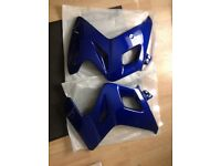 FAIRING LOWERS - SUZUKI SV1000