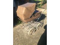 Vintage Mothercare pushchair (antique)