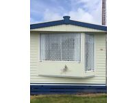 Trenance holiday park Newquay 6 berth caravan to let. 3rd and 10th September at £300