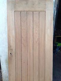 Oak (solid) internal door