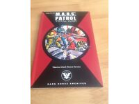 M.A.R.S. Patrol - Total War (Dark Horse Archives) Graphic Novel comic book