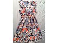 Size 14 maternity dress £2 HAROLD HILL