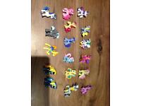 My Little Pony collection x17