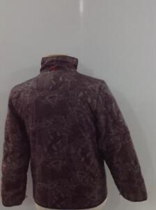 Firefly Shell Jacket size 16 youth Brown and Beige.LQK99B