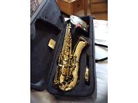Selmer s80 series 2 tenor saxophone