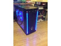 NCR Elite GX Pc, Intel Core i7 3.90Ghz Quad Core, 8Gb Ram, 120Gb SSD +1TB Hdd, 4Gb HD Radeon 6670.
