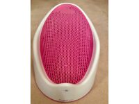 Pink Angelcare Bath Seat