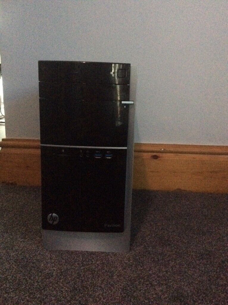 HP Desktop PC Tower