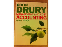 Management and Cost Accounting, 8th ed, Colin Drury