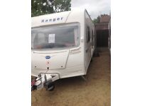 Bailey ranger 550/6 2007 6 berth