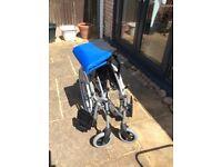 "18"" G-lite Wheelchair"