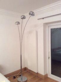 Arc Floor Lamp - Excellent Condition - £60!
