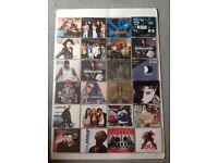 Various CD Singles 200+ in total, Pop, rock, Dance, Hip Hop, Rap etc