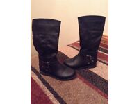 Girls boots - New size 12