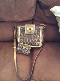 DKNY bag and purse