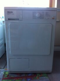 JUST REDUCED - BARGAIN! Make Me An Offer - Miele Condenser Tumble Dryer - Works intermittently