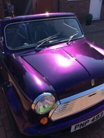 2seater mini great colour
