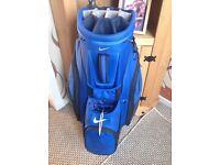 Nike Golf Bag - carry/trolley