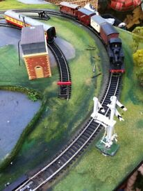 Model Railway for sale suitable for child (or young at heart!)