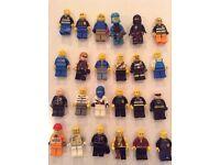 Lego- assorted mini figures