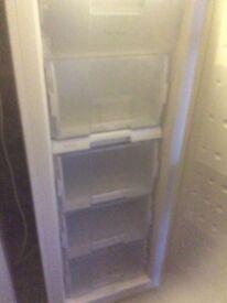 Beko A Plus class Upright freezer.