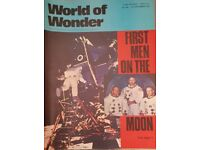 Vintage 1970's 'World of Wonder' magazine edition number 235.