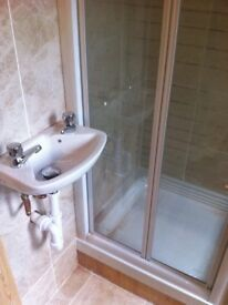 OUBLE ROOM - PRIVATE SHOWER, TOILET AND KITCHENETTE