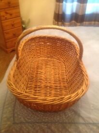 Large basket for sale