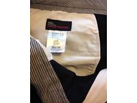 Marks and Spencer black trousers