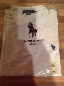 Brand new u.s.polo assn. Ralph Lauren polo shirts